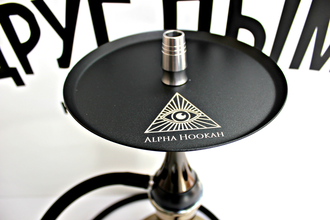 Кальян Alpha Hookah Model X Бронза