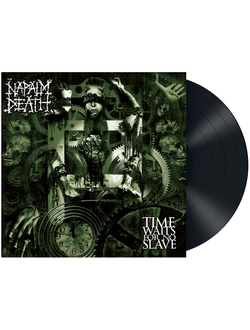 NAPALM DEATH - Time Waits For No Slave LP
