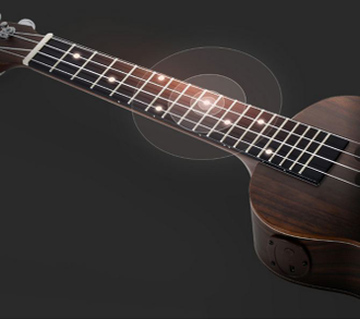 Гитара укулеле Xiaomi Mi Populele Smart Ukulele S1 Flower Wood