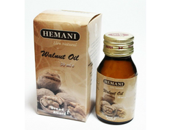 Hemani Walnut oil / Масло Грецкого ореха Хемани 30 мл