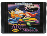 Ariel little mermaid, Игра для Сега (Sega game) GEN