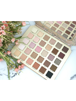 Тени Too Faced Natural Love Ultimate Neutral Eyeshadow Palette, 30 цветов