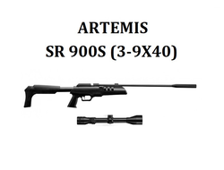 Купить винтовку ARTEMIS SR900S (3-9*40) https://namushke.com.ua/products/spa-artemis-sr900s-3-940
