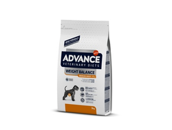 Advance Эдванс Veterinary Diets Weight Balance для собак при ожирении (выберите объем)