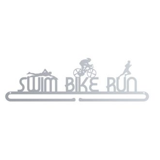 "Медальница ""Swim Bike Run"""
