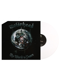 MOTORHEAD The world is yours LP White