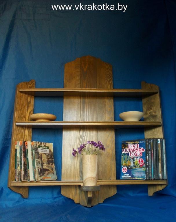Недорогие иконные полки из сосны в мастерской Великой Кракотки - официальный сайт
