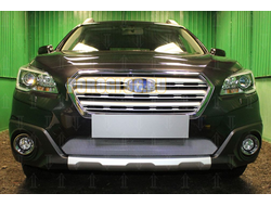 Защита радиатора Subaru Outback V 2015-2018 chrome