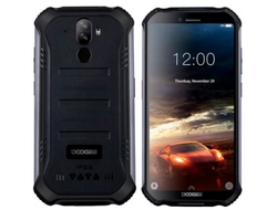 Смартфон DOOGEE S40 Black 2\16Gb NFC