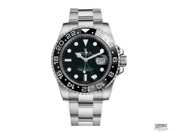 GMT-Master II Steel 116710LN
