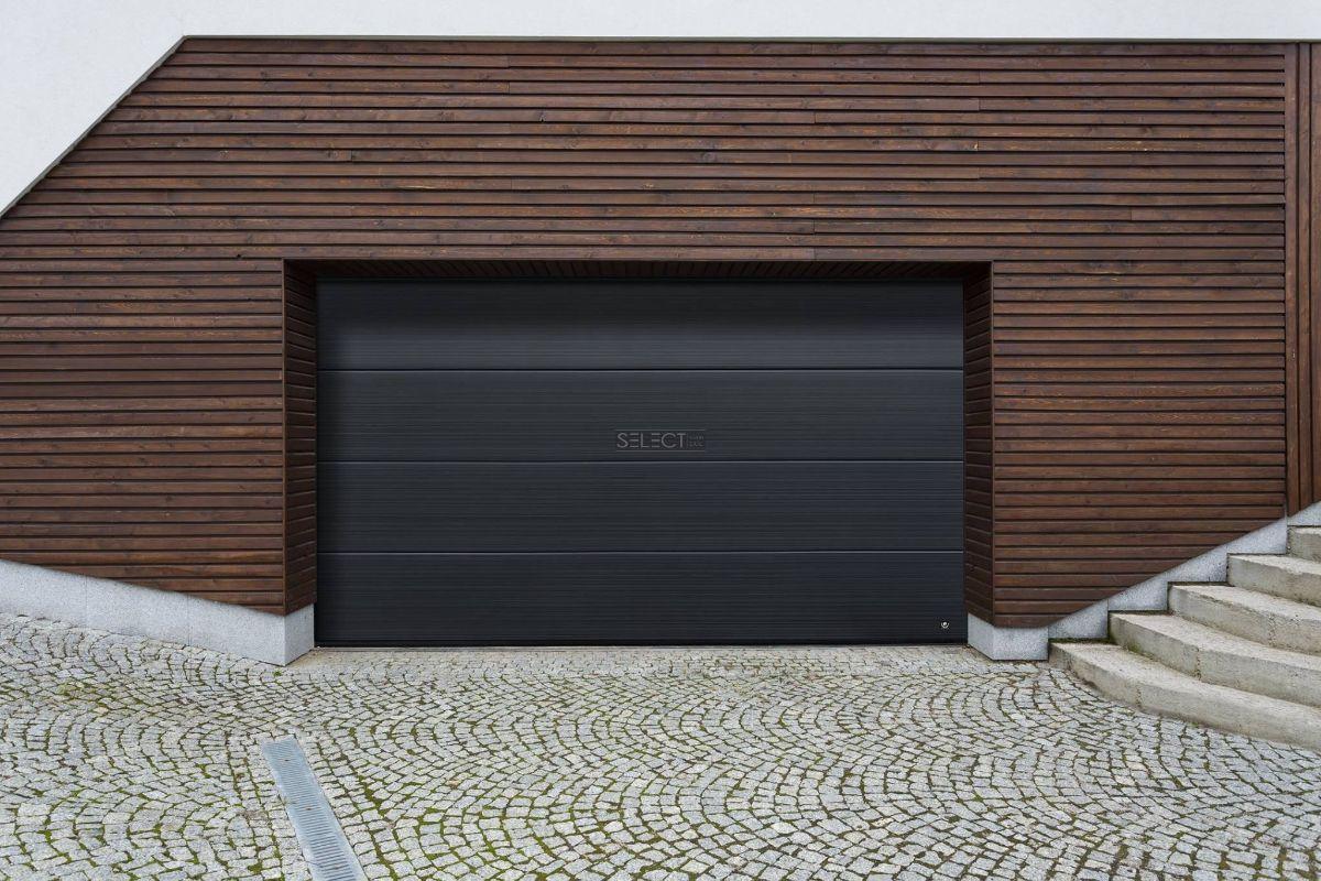 теплые гаражные ворота - изготовление под заказ - киев