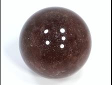 Шар Авантюрин красный, Канада (68 мм, 430 г) №20696