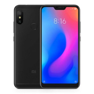 Xiaomi Mi A2 Lite 4/32Gb Black (Global)
