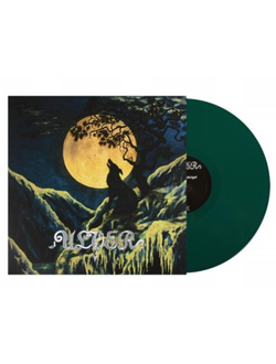 Ulver Nattens Madrigal LP green
