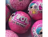 MGA Entertainment Кукла L.O.L. Surprise Lil Sisters Decoder 4 серия 2 волна, 552161