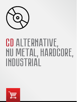 CD диски - Alternative, NU, industrial