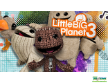 Little Big Planet 3 (Sony Playstation 3) (ReSale) (РУССКАЯ ВЕРСИЯ)