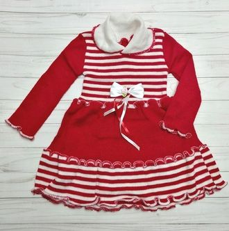 Платье вязаное (Артикул 1415)