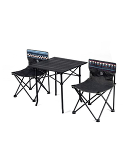 Набор складной мебели Xiaomi Gocamp folding picnic table and chair three-piece