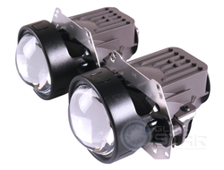 Светодиодный модуль LEDA BI-LED i.Lens New, 3.0 дюйма, крепление под рамку Hella/Koito (комплект, 2шт)