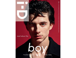 i-D Magazine № 354 Winter 2018 Timothee Chalamet Иностранные журналы Photo Fashion, Intpressshop