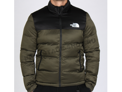Куртка зимняя The North Face Green/Black