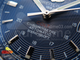 Colt II Automatic SS Blue Textured Dial