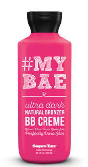 Крем для загара в солярии MYBAE DARK NATURAL BRONZER BB CRÈME Supre Tan