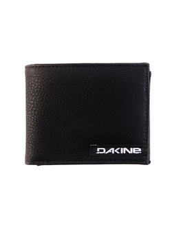 Кошелек Dakine Rufus Wallet Black