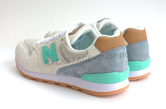 Кроссовки New Balance 996 Gray/Green