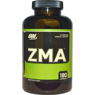Тестобустер ZMA Optimum Nutrition 180 Capsules (СРОК ГОДНОСТИ...!)