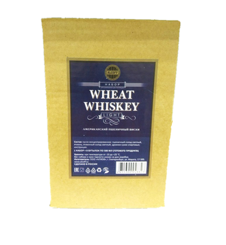 Набор Wheat whiskey (Американский пшеничный виски)