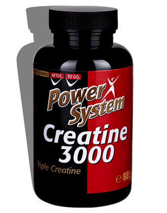 Power System Creatine 3000 (100 капс)