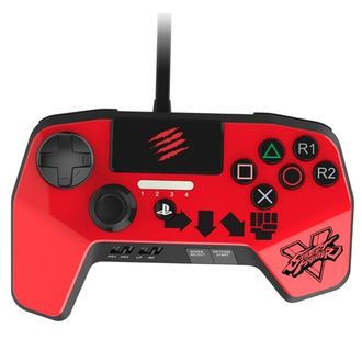 Геймпад Mad Catz Street Fighter FightPad PRO for PS 4/3 KEN