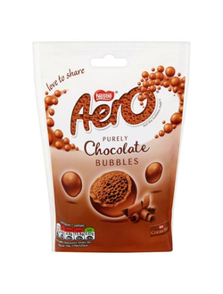 Конфеты Nestle Aero Chocolate Bubbles