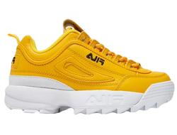 Кроссовки FILA DISRUPTOR 2 Yellow/White (36-40)