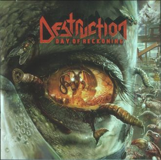 DESTRUCTION - Day Of Reckoning CD