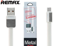 КАБЕЛЬ Micro USB  | REMAX PLATINUM RC-044M