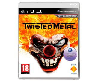 скрежет металла Twisted Metal