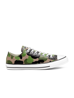 Кеды Converse All Star Archival Camo