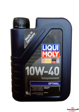 Liqui MOLY Optimal 10W40 1л