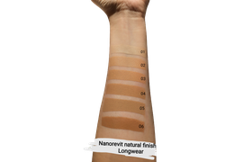 LONG WEAR NATURAL FINISH NANOREVIT PAESE