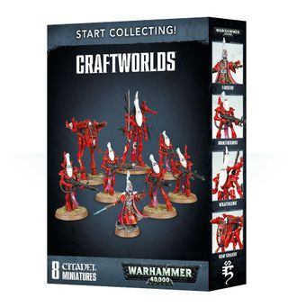 Warhammer 40000: Start Collecting! Craftworlds