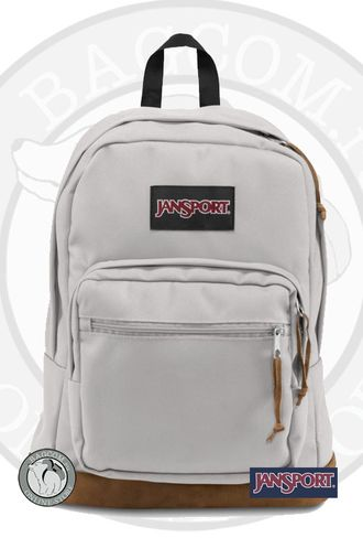 Jansport Right Pack Grey Rabbit