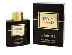 Sport Hard eau de toilette for men