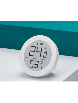 Термометр гигрометр Xiaomi Clear Grass Bluetooth Thermometer E-ink