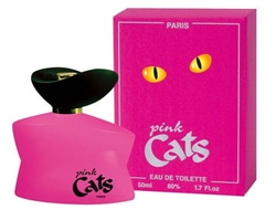 Pink Cats eau de toilette - Guy Alari