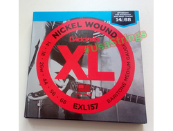 d`addario exl157 14-68 baritone medium gauge