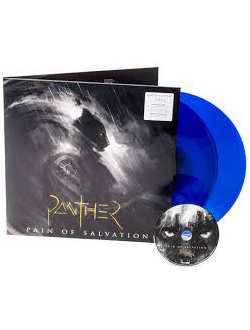 Pain of Salvation - PANTHER 2-LP blue+CD