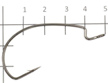 Крючок LW Offset Hook №4/0